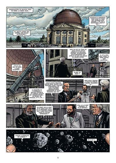 Page 3 La grande guerre des mondes tome 3