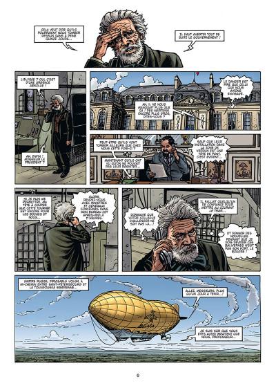 Page 4 La grande guerre des mondes tome 3