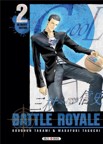 Couverture Battle royale - ultimate édition tome 2