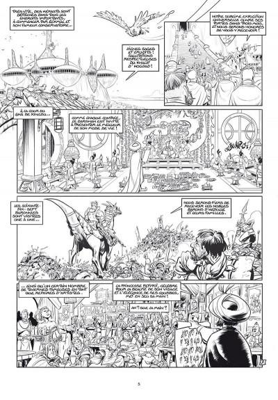 Page 1 Trolls de troy - édition spéciale n&b tome 23
