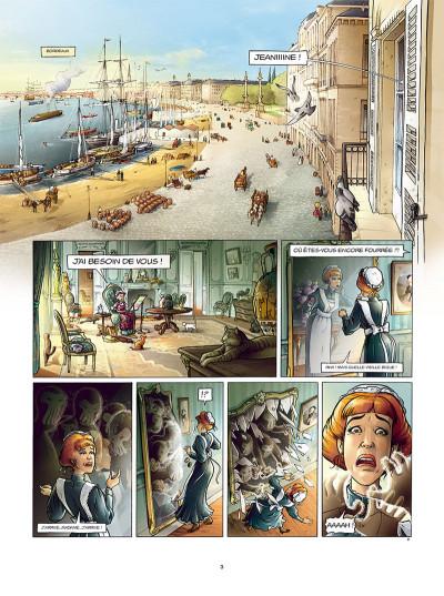 Page 1 Aspic, détectives de l'étrange tome 7