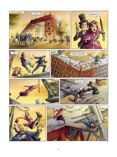 Page 2 Aspic, détectives de l'étrange tome 7
