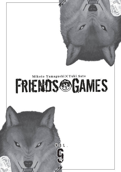 Page 1 Friends games tome 9