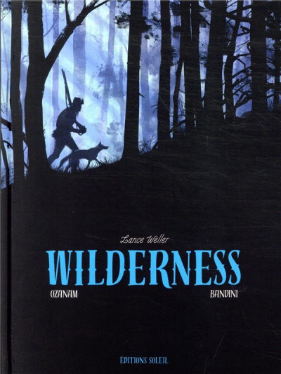Couverture Wilderness