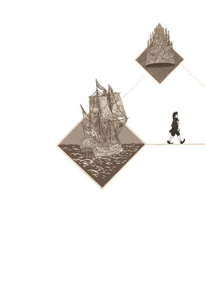 Page 1 Les voyages de Gulliver - De Laputa au Japon