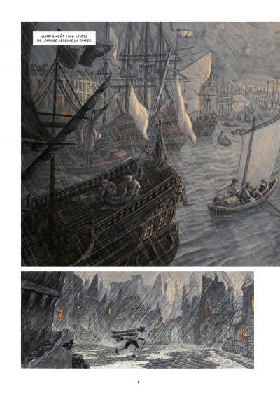 Page 6 Les voyages de Gulliver - De Laputa au Japon