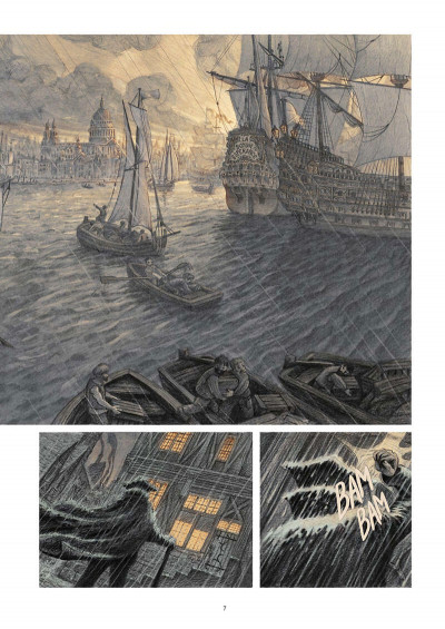 Page 7 Les voyages de Gulliver - De Laputa au Japon