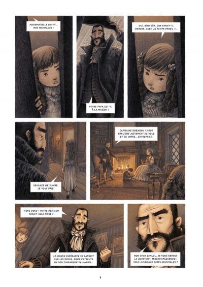 Page 8 Les voyages de Gulliver - De Laputa au Japon