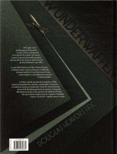 Dos Wunderwaffen tome 14 - Le feu du ciel