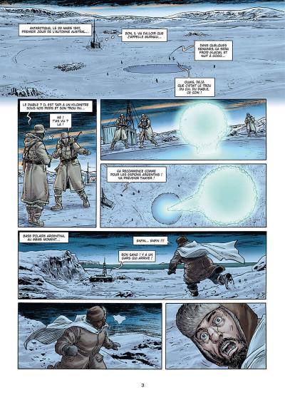 Page 1 Wunderwaffen tome 14 - Le feu du ciel