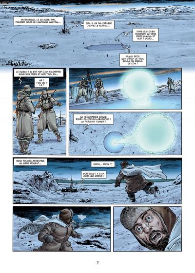 Page 3 Wunderwaffen tome 14 - Le feu du ciel