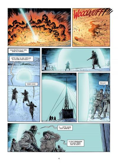 Page 4 Wunderwaffen tome 14 - Le feu du ciel