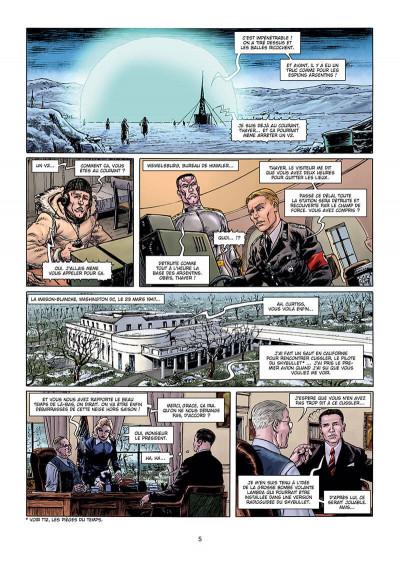 Page 5 Wunderwaffen tome 14 - Le feu du ciel