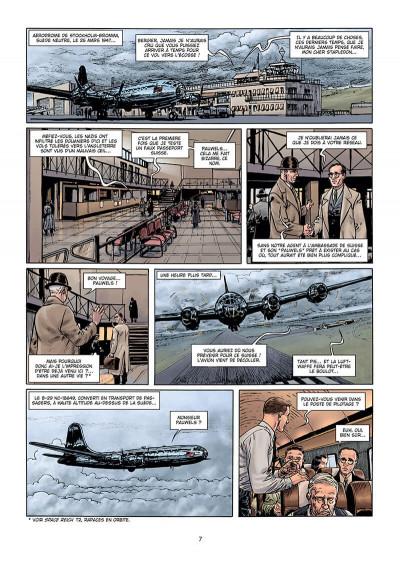 Page 7 Wunderwaffen tome 14 - Le feu du ciel