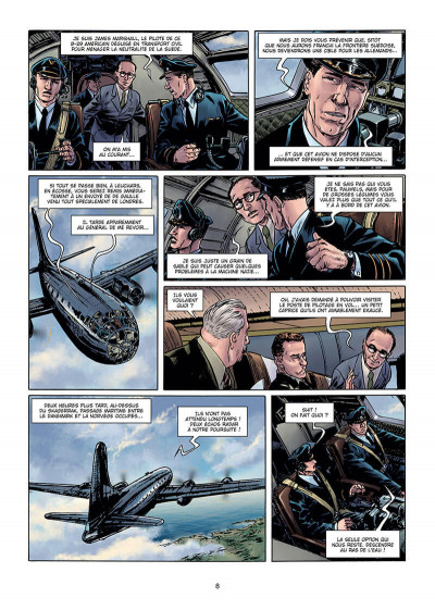 Page 8 Wunderwaffen tome 14 - Le feu du ciel
