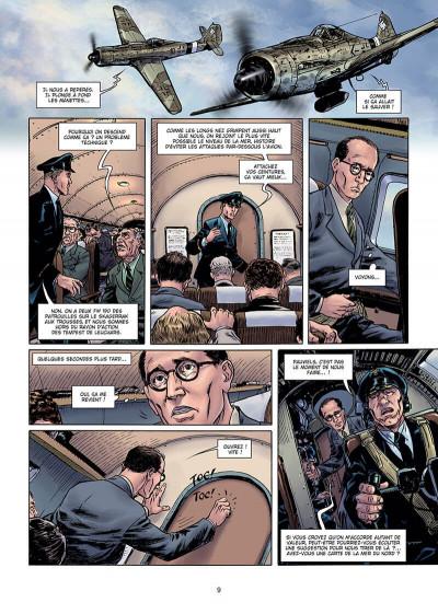 Page 9 Wunderwaffen tome 14 - Le feu du ciel