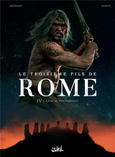 Couverture Le troisième fils de Rome tome 4