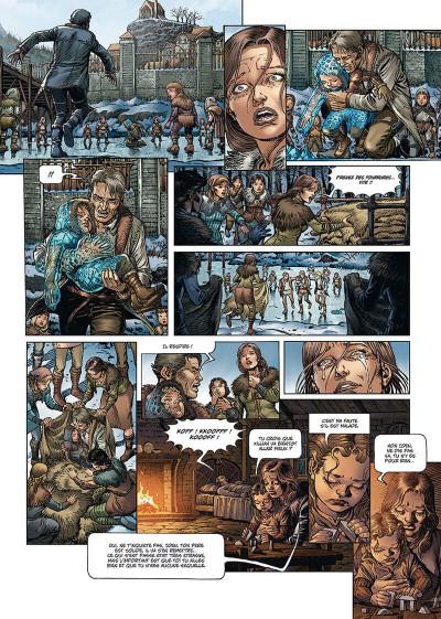 Page 2 Ténèbres tome 5