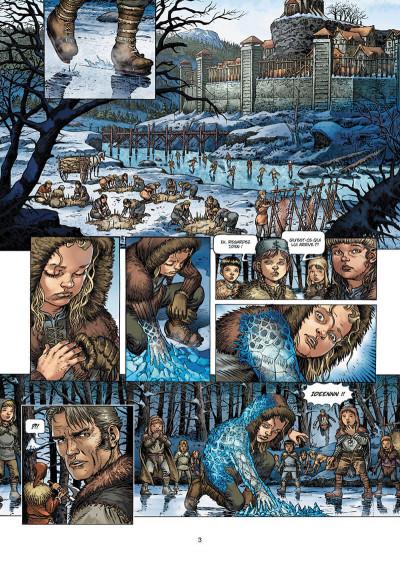 Page 3 Ténèbres tome 5