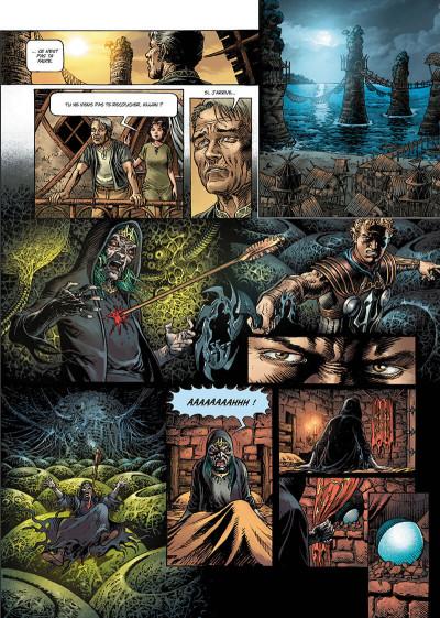 Page 5 Ténèbres tome 5