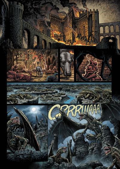 Page 6 Ténèbres tome 5