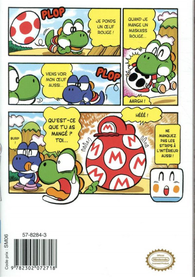 Dos Super Mario - manga adventures tome 19