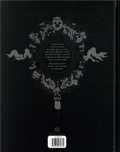Dos Les ogres-dieux tome 3 - Le grand homme