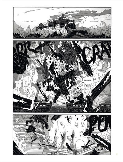 Page 1 Les ogres-dieux tome 3 - Le grand homme