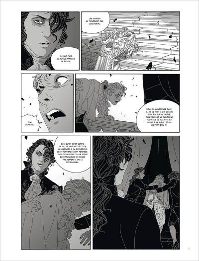 Page 3 Les ogres-dieux tome 3 - Le grand homme