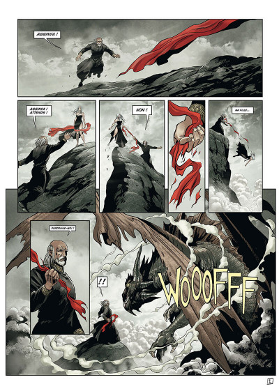 Page 1 Les maîtres inquisiteurs tome 11 - Zakariel