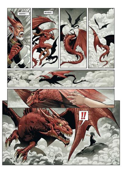 Page 2 Les maîtres inquisiteurs tome 11 - Zakariel