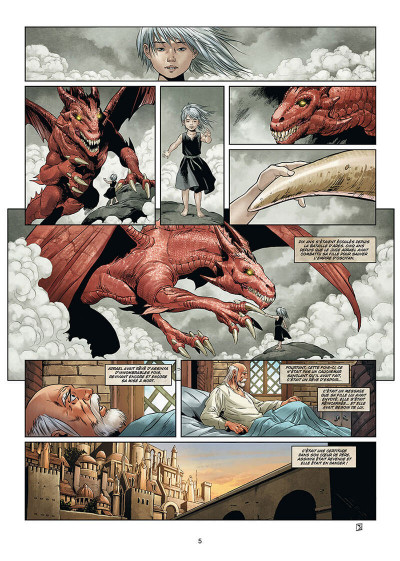Page 3 Les maîtres inquisiteurs tome 11 - Zakariel