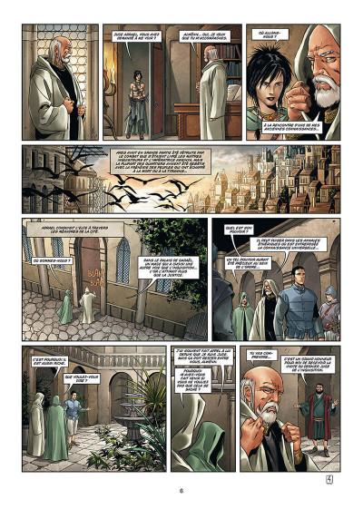 Page 4 Les maîtres inquisiteurs tome 11 - Zakariel