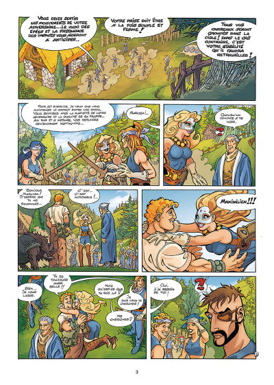 Page 1 Marlysa tome 17
