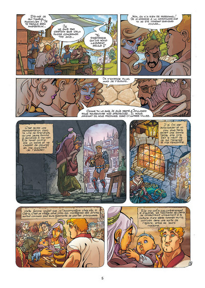 Page 3 Marlysa tome 17