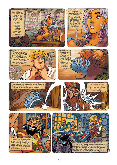 Page 4 Marlysa tome 17