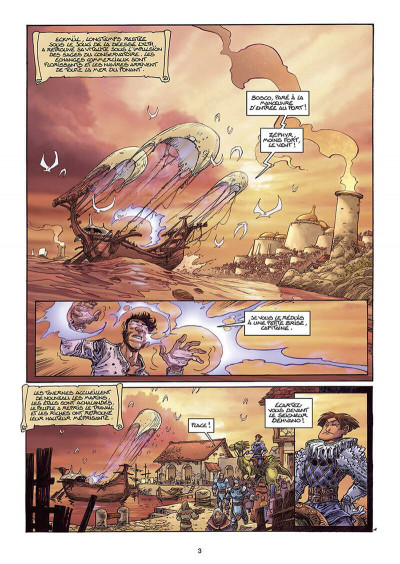 Page 1 Lanfeust odyssey tome 10