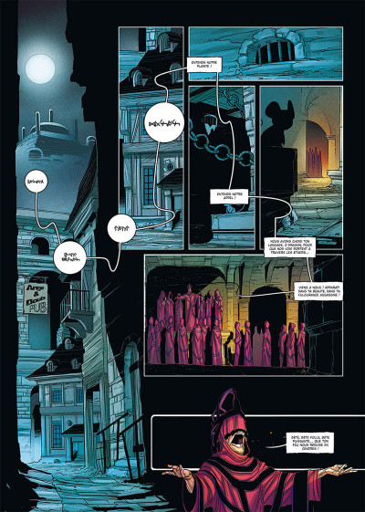 Page 1 La geste des chevaliers dragons tome 27 + ex-libris offert