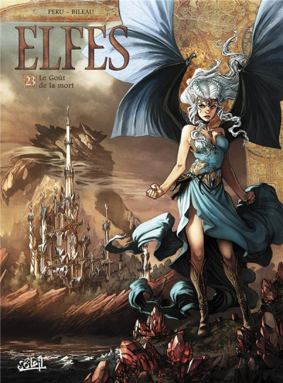 Couverture Elfes tome 23