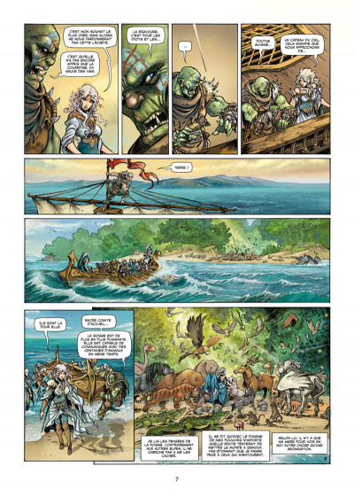 Page 7 Elfes tome 23