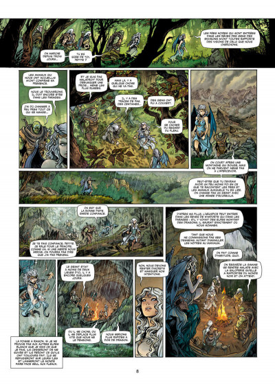 Page 8 Elfes tome 23