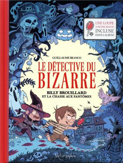 Couverture Le détective du bizarre tome 1