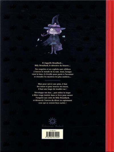 Dos Le détective du bizarre tome 1