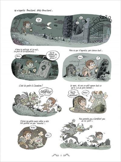 Page 1 Le détective du bizarre tome 1
