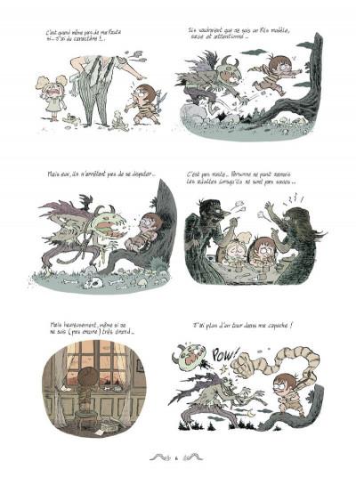 Page 2 Le détective du bizarre tome 1