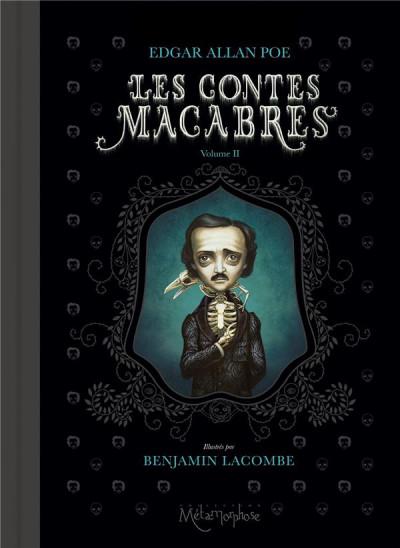 Couverture Les contes macabres tome 2