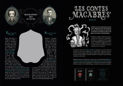 Page 1 Les contes macabres tome 2