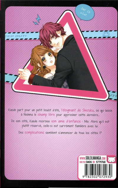 Dos Be-twin you & me tome 6