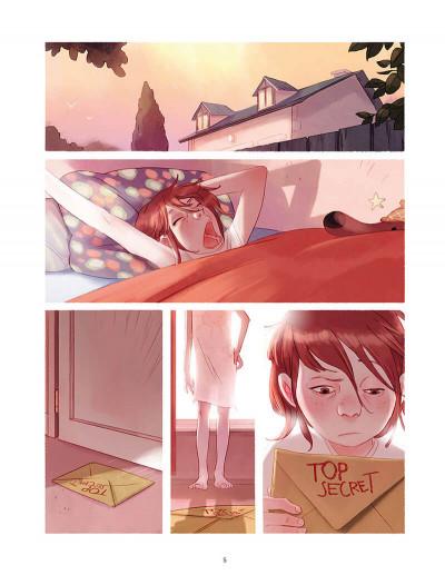 Page 1 Les carnets de Cerise et Valentin
