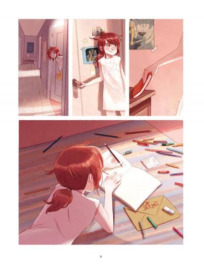 Page 2 Les carnets de Cerise et Valentin
